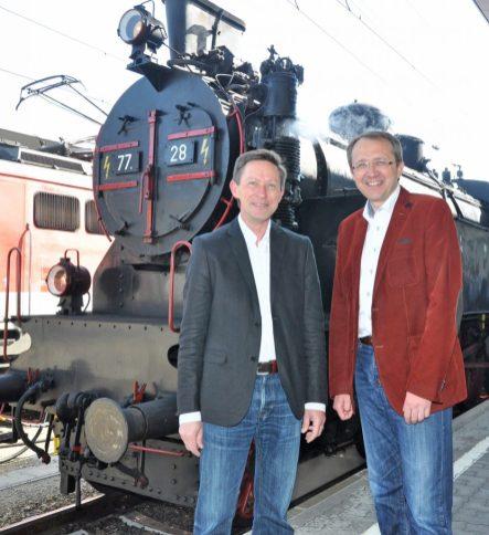 Zukunft Traisentalbahn: Wichtig auch für St. Pölten