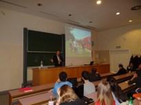 Vorlesung an der TU Wien