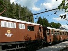 Ötscherbär 2007 - Das Rezept gegen den Stillstand auf der Mariazellerbahn