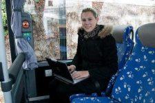 Schon 2001 durchgesetzt: Komfort für Pendler im Linienbusverkehr