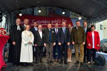 Eröffnung der Traunseetram 1. September 2018