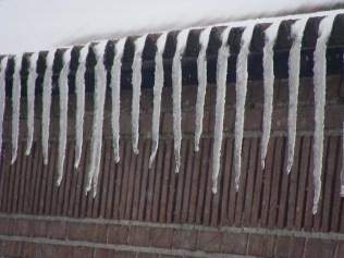 Ijspegels - Icecles