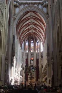 In the Kerk - Inside the Church