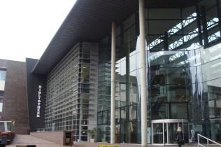 De Bibliotheek - Genk - The Library