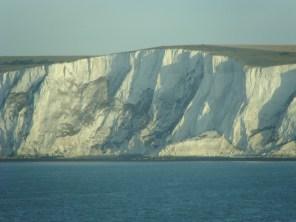 Witte krijtrotsen Dover - White Cliffs Dover