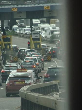 Druk verkeer - Busy traffic