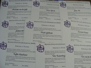 De Bullen - The Certificates