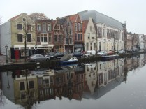 In Leiden - At Leiden
