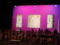 Het podium - The stage