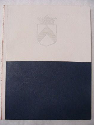 Omslag Gastenboek - Cover Guestbook