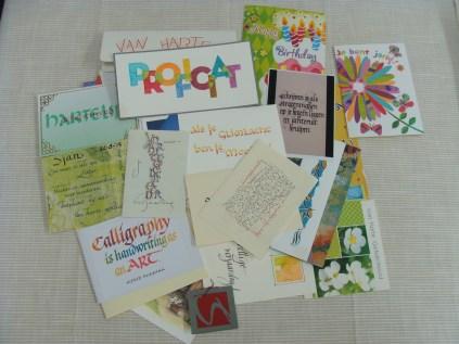 Alle kaarten - All cards