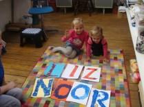 Liz & Noor
