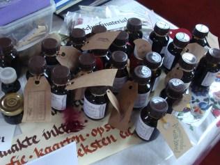 Walnoot inkt - Walnut ink