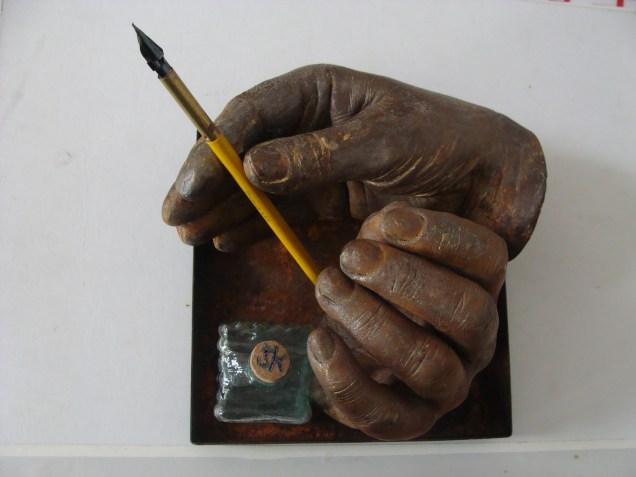 Mijn handen - My hands