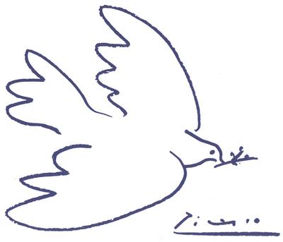 Imagini pentru pablo picasso paz