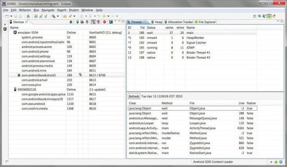 Программирование за 24 часа (Android)-Инструменты Android SDK- Часть