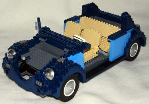 Bild 1 Vorderwagen.