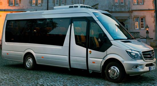 Российские микроавтобусы (всех марок): цены и ...