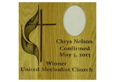 Chriss Plaque