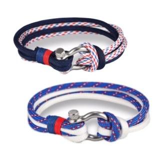 Commodore Shackle Bracelet