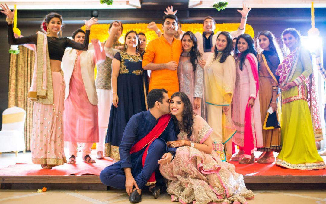 Saahil & Shivani : Engagement in Mumbai