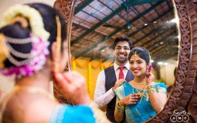 Shruti & Akhil : Bangalore Wedding