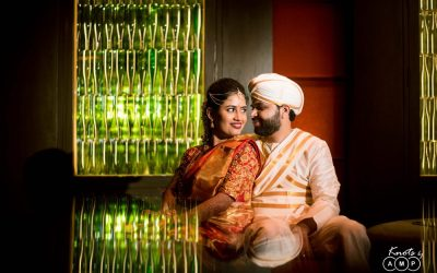 Ila & Rushil : Wedding at Marigold Hotel, Hyderabad
