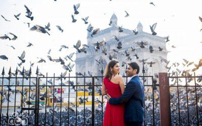Ankit & Kejal : Couple Shoot in Mumbai