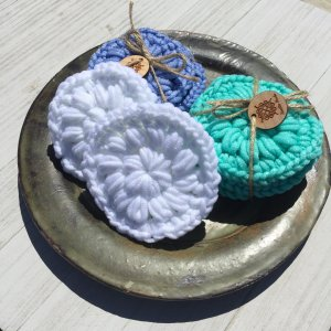 Reusable Scrubbies
