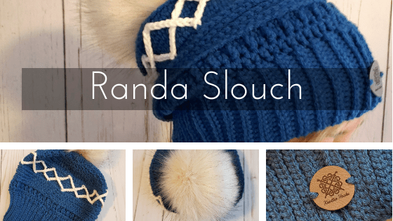 Randa Slouch Hat Blog Header
