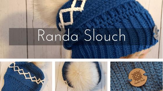 Randa Slouch Hat Blog Header