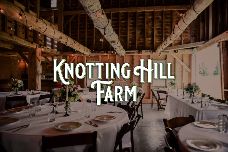 Knotting Hill Farm Wedding And Event Barn In Jordanville Ny