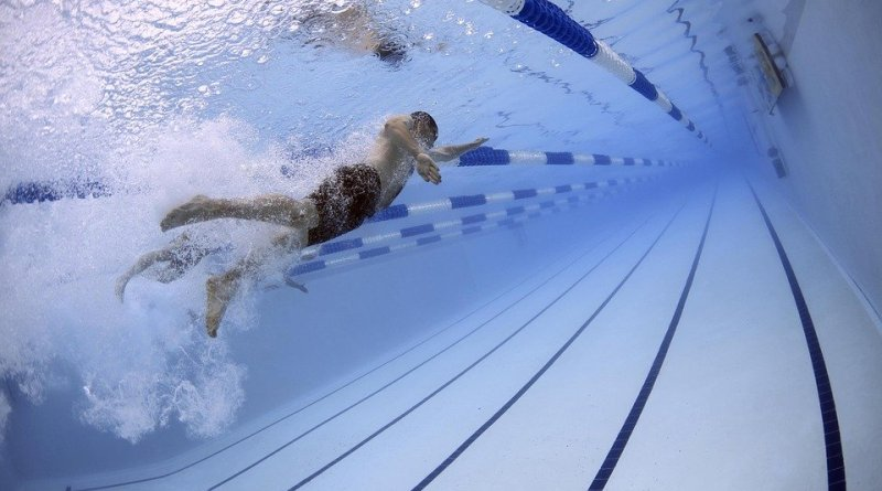 Swimming a Hobby Good for Body