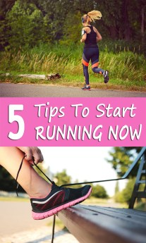 5 Tips To Start Running Now