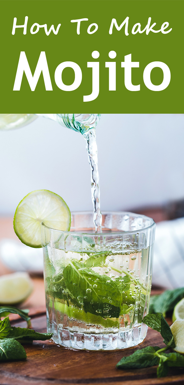 How To Make Famous Mojito - Know 2 How