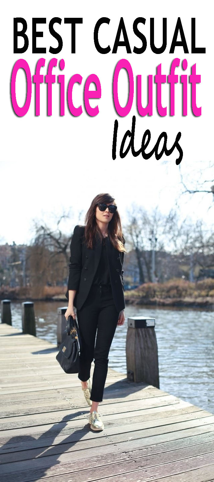 Best Casual Office Outfit Ideas