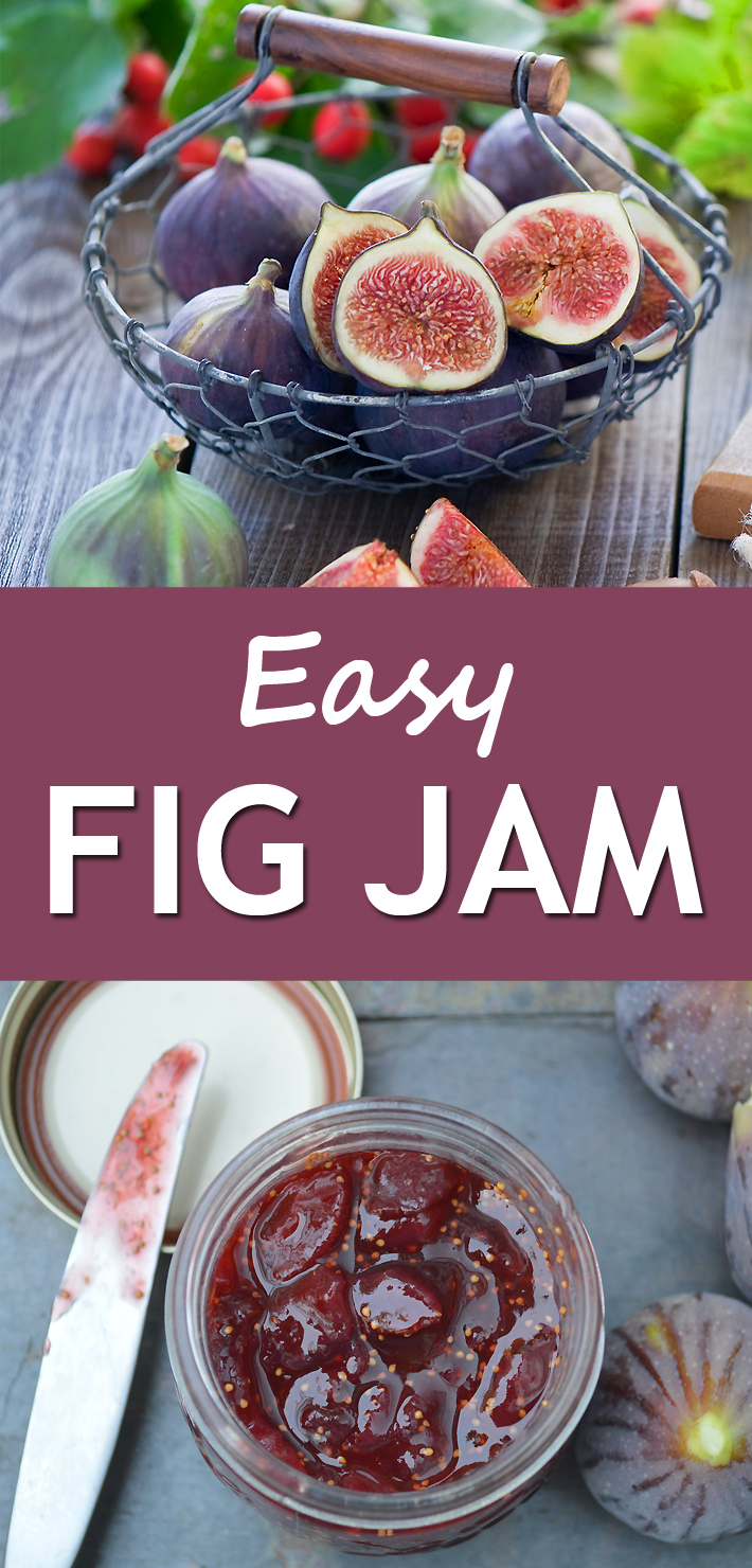 Jam & Jelly Recipes - cover