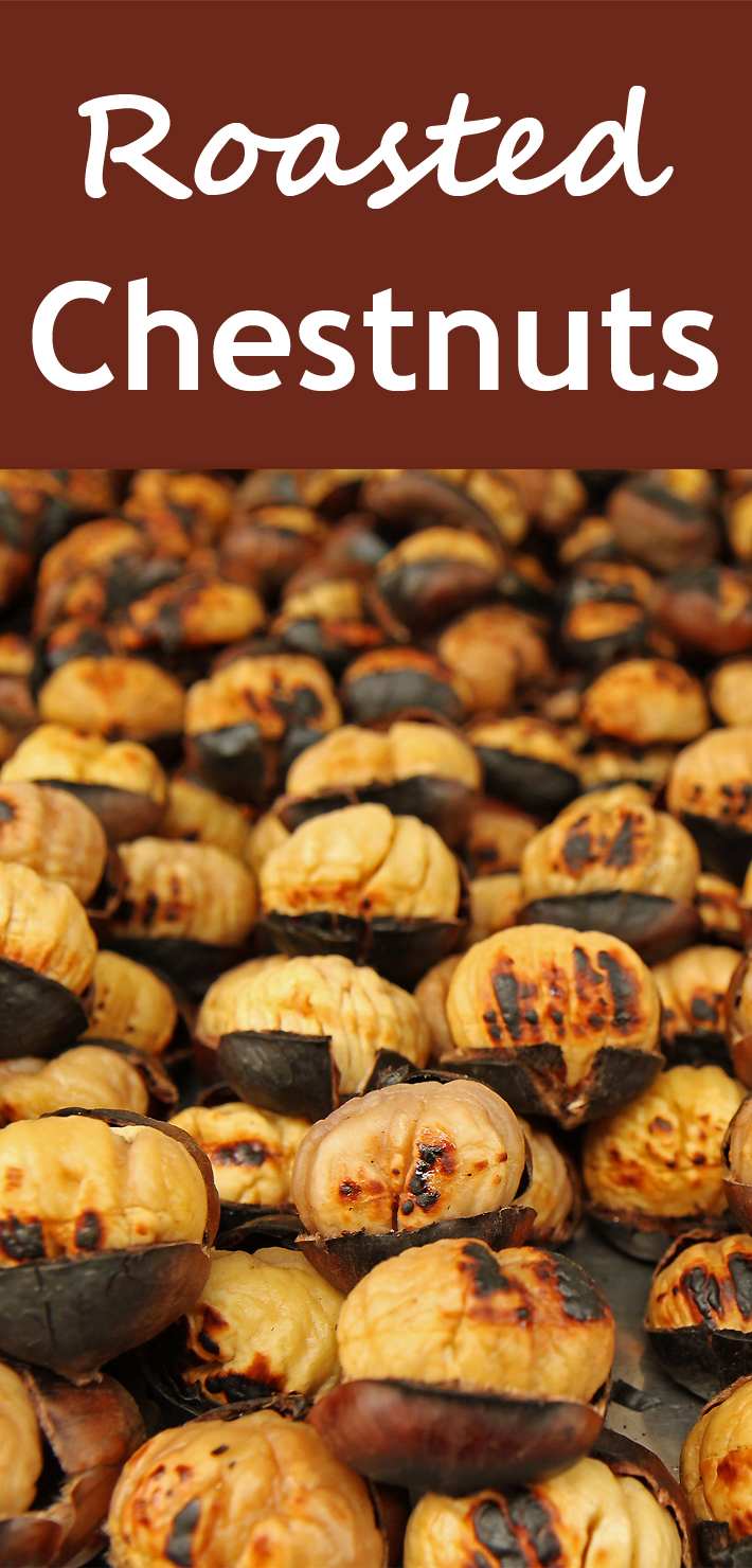 Roasted Chestnuts - Know 2 How