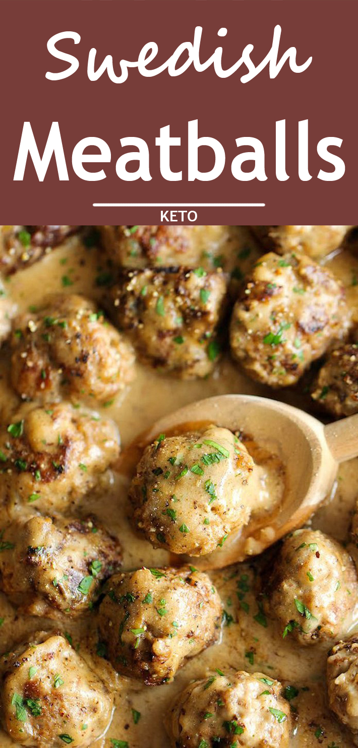 Keto Swedish Meatballs - Know 2 How