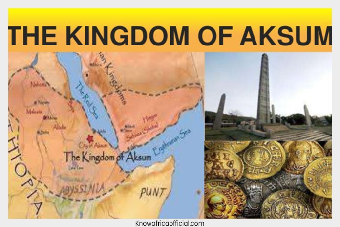Aksum,knowafricaofficial.com,history, africahistory