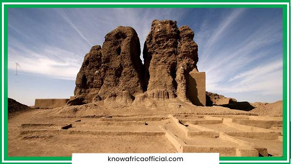 kerm a kingdom, history, africa,