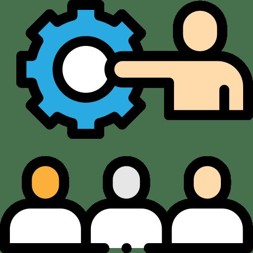 library management system- training logo