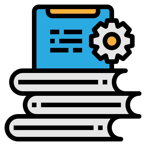library management system- serial management logo