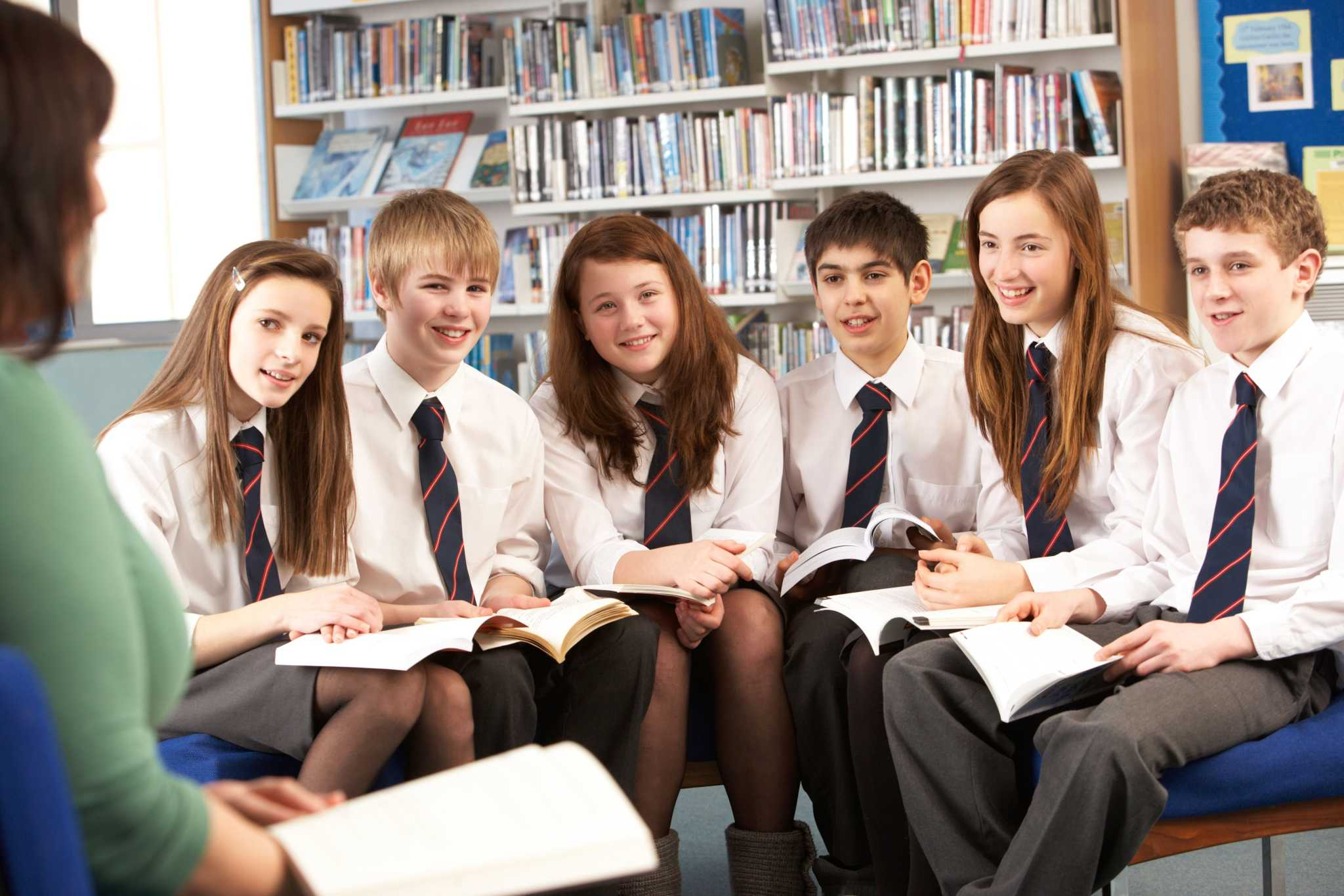 Secondary school library software pricing-Student photo