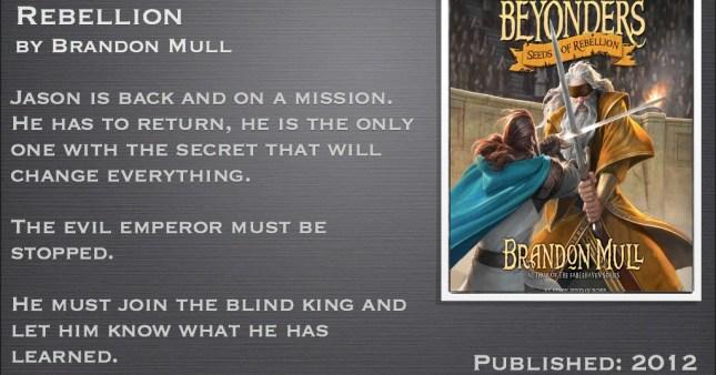 Beyonders Seeds of Rebellion
