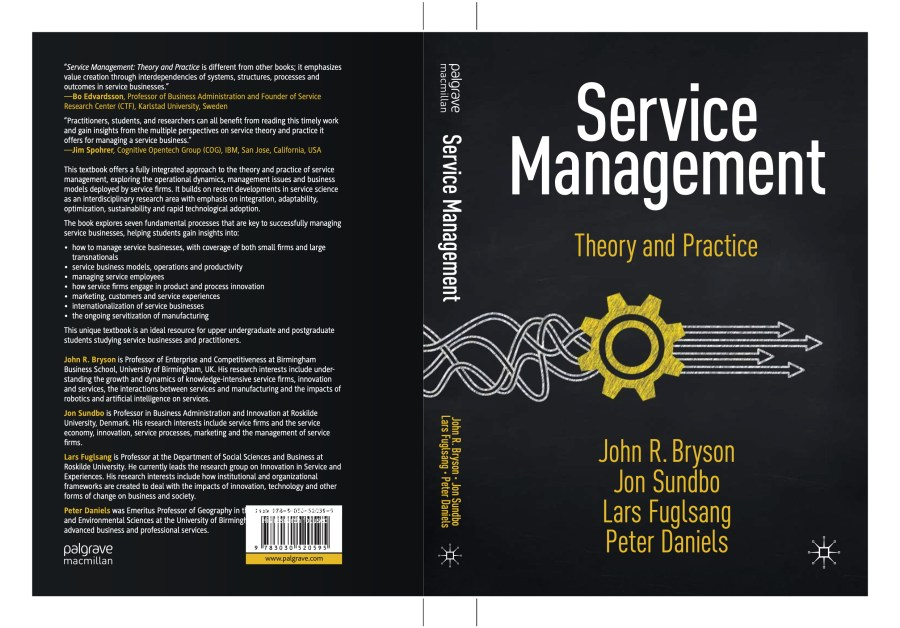 Service Management: Theory and Practice PDF_ Knowdmeia.com