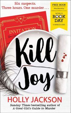 kill joy by Holly Jackson PDF Download