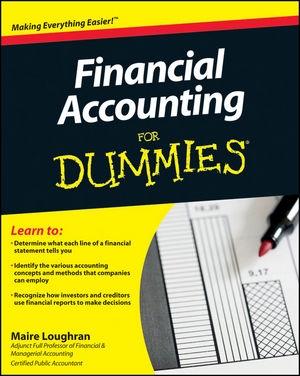 Financial Accounting for Dummies PDF Free Download