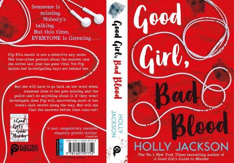 Good Girl Bad Blood PDF Free Download