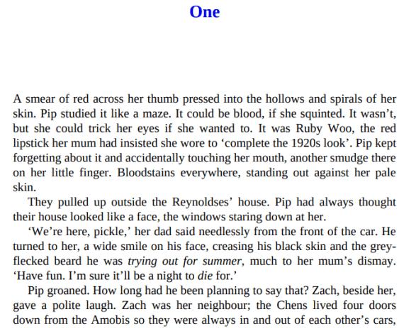Kill Joy – World Book Day 2021 PDF